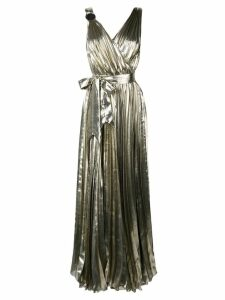 Maria Lucia Hohan Diya dress - Metallic