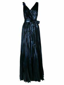 Maria Lucia Hohan Diya dress - Blue