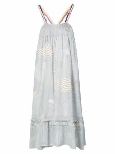 Lemlem Wefi swing dress - White