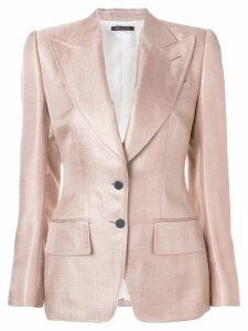 Tom Ford fitted blazer - Pink