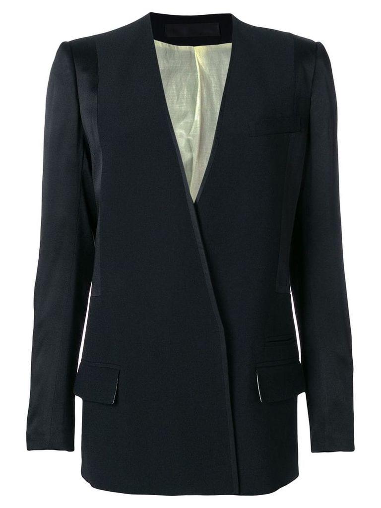 Haider Ackermann long blazer jacket - Black