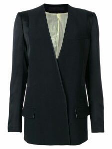 Haider Ackermann long blazer jacket - Black