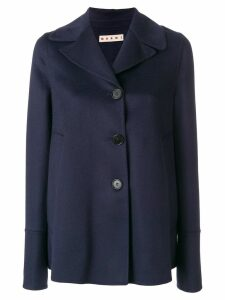 Marni soft blazer - Blue