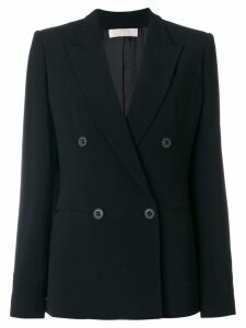 Mantu double-breasted blazer - Black