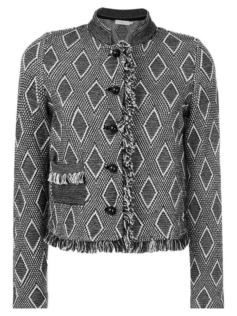 Tory Burch Briana jacket - Blue