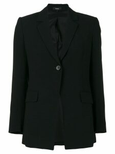 Theory flap pockets blazer - Black