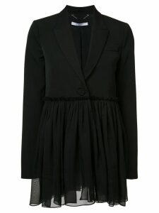 Givenchy flared blazer - Black