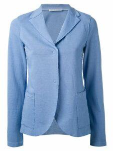 Harris Wharf London patch pockets blazer - Blue