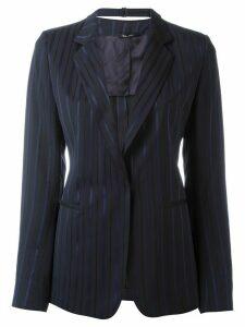 Maison Margiela pinstripe blazer - Black