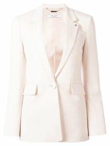Givenchy notched lapel blazer - Pink
