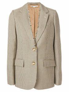 Stella McCartney long fit distressed blazer - Multicolour