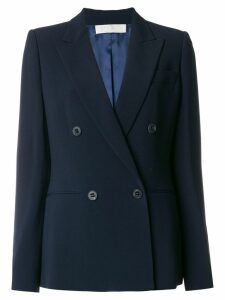 Mantu double breasted blazer - Blue