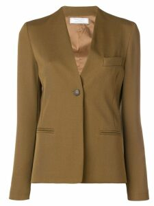 Société Anonyme single breasted blazer - Brown