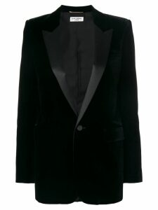 Saint Laurent classic tailored blazer - Black