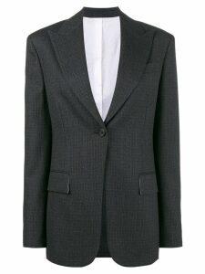 Calvin Klein 205W39nyc single breasted blazer - Blue