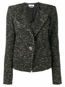 Isabel Marant Étoile tweed jacket - Blue