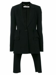 Givenchy coat tail blazer - Black