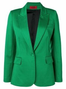 Styland peaked lapels blazer - Green