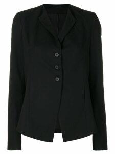 Masnada single breasted blazer - Black