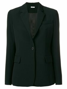 P.A.R.O.S.H. classic fitted blazer - Black