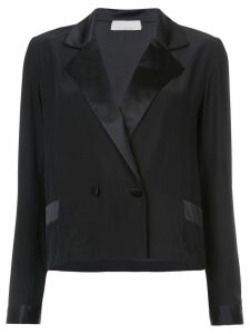 Fleur Du Mal tailored fitted blazer - Black