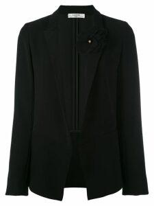 LANVIN open front blazer - Black