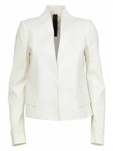 ILARIA NISTRI structured blazer - White