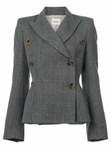 Khaite Cathy blazer - Brown