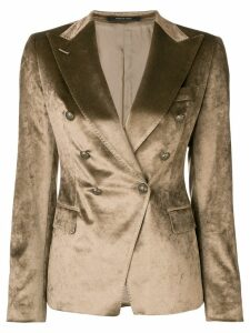 Tagliatore double breasted blazer - Neutrals