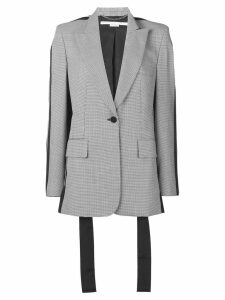 Stella McCartney victoria two-tone blazer - Black