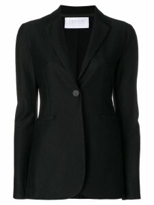 Harris Wharf London single button blazer - Black