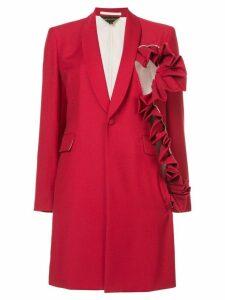 Comme Des Garçons oversized blazer - Red