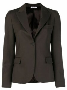 P.A.R.O.S.H. classic blazer - Brown