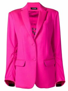 Styland classic tailored blazer - Pink