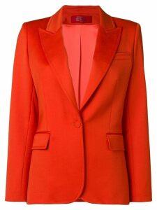 Styland classic tailored blazer - Yellow