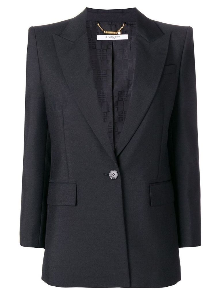 Givenchy masculine blazer - Black