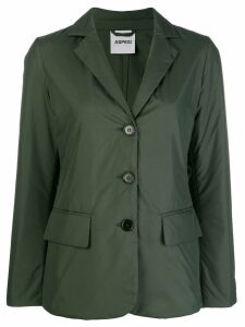 Aspesi padded blazer - Green