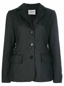 Aspesi padded blazer - Black