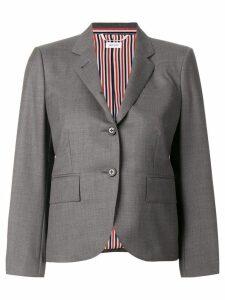 Thom Browne Classic Single Breasted Sport Coat In Super 120'S Twill -
