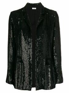 P.A.R.O.S.H. sequin blazer - Black