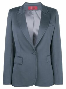 Styland peaked lapel blazer - Grey