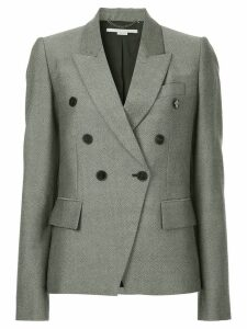 Stella McCartney Robin tweed blazer - Grey