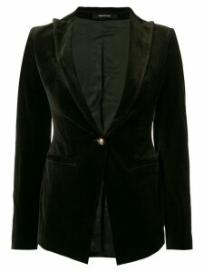 Tagliatore fitted blazer - Green