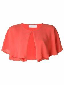Capucci shrug top - Pink