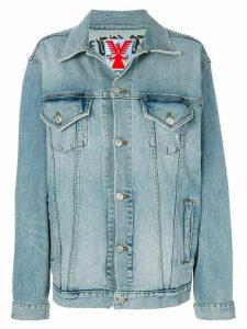 Adaptation Forgive Me jacket - Blue