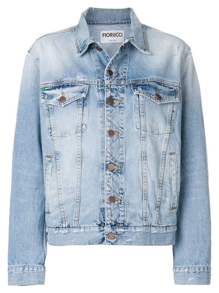 Fiorucci The Nico denim jacket - Blue