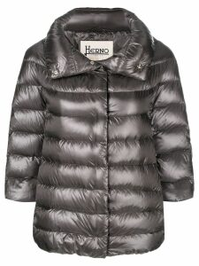 Herno feather down puffer jacket - Grey
