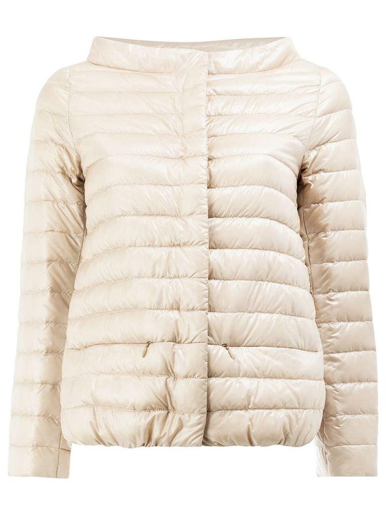 Herno padded jacket - Neutrals