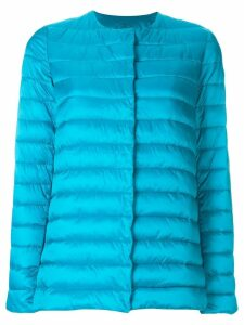 Save The Duck quilted padded jacket - Blue