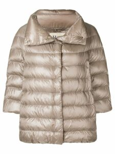 Herno Iconic Aminta jacket - Neutrals